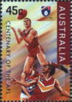 1996 Brisbane Bears Stamp