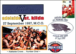 1997 Adelaide Premiership Cover