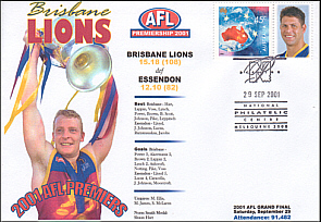 Premiership Captain Michael Voss