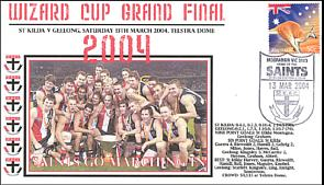 2004 Wizard Cup Cover