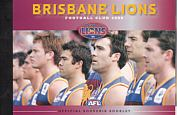 2005 AFL Brisbane Lions Booklet