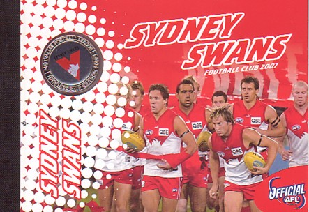 2007 Sydney Stamp Booklet