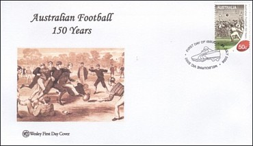 2008 150th Anniversary FDC