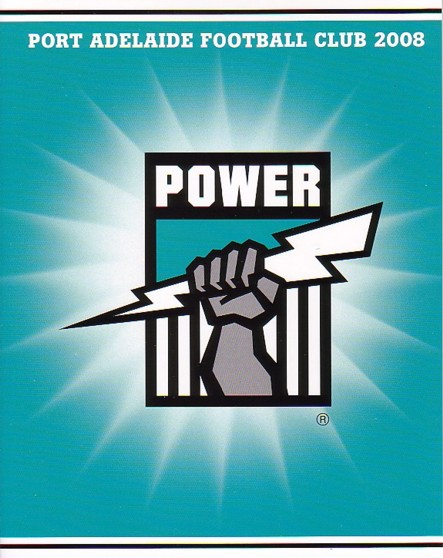 2008 Port Adelaide P stamps
