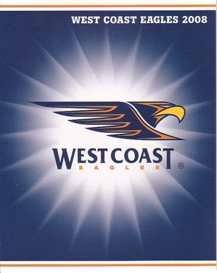 2008 West Coast Eagles P stamps