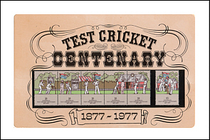 Centenary Cricket at MCG